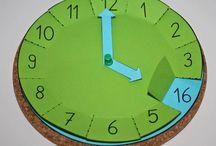 Matematik klokken