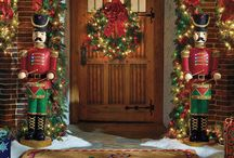 Holiday Doors / What better way to welcome guests into your home than a beautifully decorated door for the holidays.  From simple to elaborate, there's a style to suit your home and your taste.