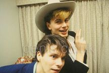 John and Andy