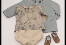 Gorgeous pieces for little people / Children's wear toddlers cute vintage beautiful special event special fashion detail fashionistas