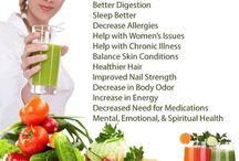 Juice Benefits