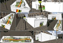 CAD visualisations for events & tents www.cadification.com / Distinctive, eye grabbing visuals to show prospective customers their proposed marquee, event or entire event space (including buildings, in and out). Using photos for background, branding, textures & materials this can be a realistic depiction. We use this to convert important jobs; other marquee (and event companies) do not yet have this package. We also offer this service to our partners, to strengthen our businesses together. Showcased on www.cadification.com