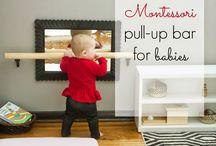 Montessori infant toddler