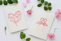 Beautiful free printables ♥