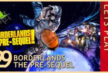 Let's Play Together - Borderlands - The pre-Sequel / Ein Ausschnitt meiner Let's Play Together Videos von Borderlands - The pre-Sequel