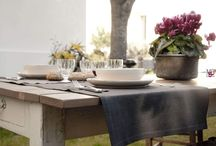 Tovagliette Americane e Runner da Tavola // Table Runners / Kitchen & Table Linens: Home & Kitchen