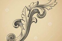 barroco - ornamento