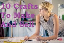 Crafts for cash / by Bailey Hanson