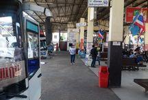 Thailand KhonKean City Shopping Fahrt / Khon Kean Thailand, City Shopping Städte Fahrt, Leben, Straßen, Menschen, Eindrücke.