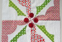 Quilt Blocks, Pieced Borders and Sashings / Piecing Techniques for blocks, borders and sashings