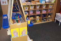 Child Care Environments / Inviting environments