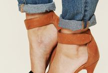 GREAT SHOES / A certified shoe fanatic, these are shoes I'd love to wear...