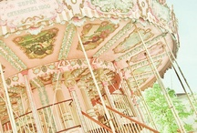 fun...carnival games... / images from carousels, carnivals and circuses / by Debbie Young