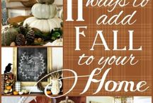 Fall 2016 home decorations