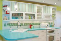 kitchens that are vintage
