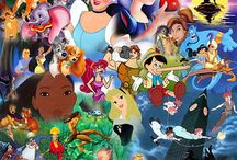 Disney / by Donielle Bell