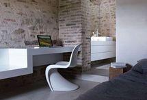 minimalismo casa de tijolos