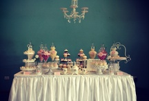 PRINCESS JADES CANDY BUFFETS MAREES VINTAGE KITCHEN TEA!
