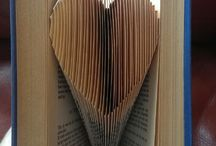 Book folding / Something new to try