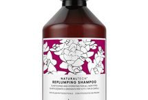 Replumping / Products and treatments to solve the most common scalp and hair ailments.   http://www.davines.com/en/take-home/all/naturaltech