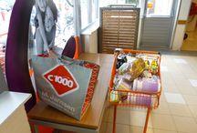 afscheid van C1000 - C1000 Macleane Europaplein Elst / Foto's gemaakt van C1000-filialen in 2014 en 2015 kort voor de sluiting of ombouw naar Jumbo Supermarkten.