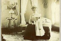 Fashion 1880-1900