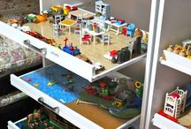 Toy Storage Solutions
