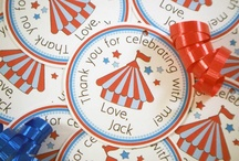 Carnival/Circus Party Ideas / by Crystal Kruml Hoadley