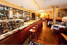 NYC Oyster Crawl / Oyster Bars in NYC / by Mo Collins