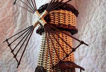 мельнички плетение