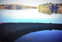 Lac de Vassiviere Limousin