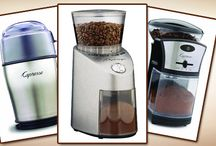 Capresso Coffee Grinders / Reviews of the best Capresso coffee grinders, as well as getting to know the company who builds them a bit better.