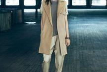 AllSaints Melinoe Sleeveless Coat