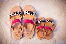 Sandals /  aelia greek sandals