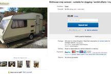 Www.andotheridiots.wordpress.com / Went viral with my ad for a Shithouse crap caravan. Still blogging other GIANT WINS FOR MANKIND, parenting fails and idiotic advice https://andotheridiots.wordpress.com