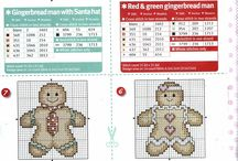 cross stitch ideas / by Michele Cropper Boxleitner
