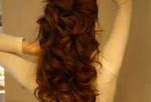 hair / by Jenna Clavin