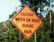 Funny Road Signs / A collection of funny road and street signs. Find more here: http://www.funnysigns.net/category/road/ / by Funny Signs