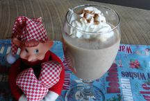 Holiday food-drinks - treats