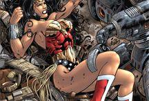 Comics et BD