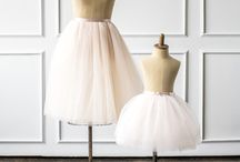 Mother Daughter Matching Tutus