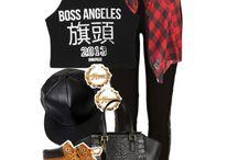 A outfit idea : )