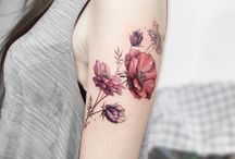 tattooflower