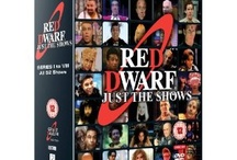 Red Dwarf product / Stuff that any Red Dwarf fans should get their mitts on...