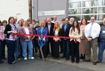 Our Ribbon Cutting Ceremony / Photos from our official launch and ribbon cutting on April 1, 2014!