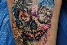 Tattoo artists