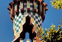 Outrageous Antoni Gaudi Designs / by Nancy Jo Lawrence