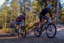 Rokua MTB / Maastopyöräilyä Rokuan kansallispuiston tuntumassa Suomen ainoan ja maailman pohjoisimman Geoparkin sydämessä.  Seuraava Rokua MTB tapahtuma 19.8.2017. Mountainbiking in Rokua, Finland.