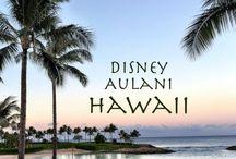 Aulani in Hawaii / Did you know Disney is in Hawaii?!