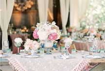 Table Top - Table Scape / Let's decorate our table for any event